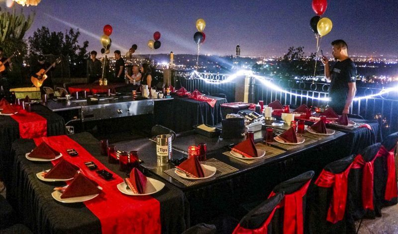 Hibachi Catering | Something Diferent For Your Guests